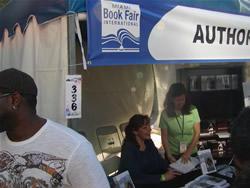 Terri McCormick's book signing